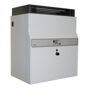 unidad de filtración electrostática / de aire / de alta eficacia