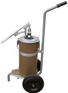 bomba de llenado / de grasa / manual / semisumergible