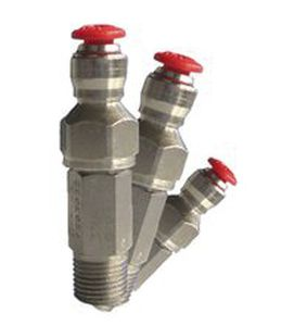 inyector de aceite / volumétrico