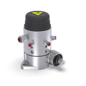 bomba de aceite / eléctrica / de pistón / industrial