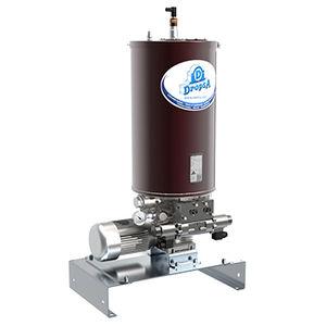bomba de aceite / de grasa / con motor eléctrico / de cebado estándar