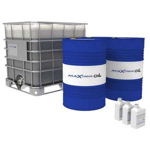 aceite de corte / sintético / a base vegetal / para bomba