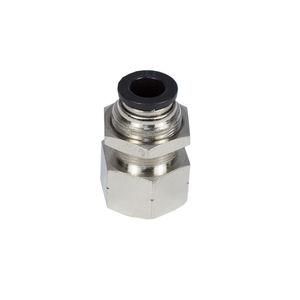 racor push-in / recto / para vacío / de poliuretano