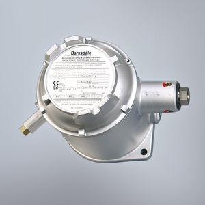 presostato para agua / de membrana / antideflagrante / de acero inoxidable