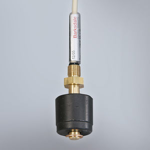 interruptor de nivel de flotador magnético / para líquidos / de latón / en miniatura