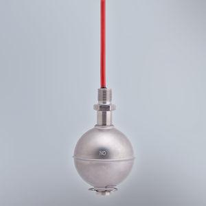 interruptor de nivel de flotador magnético / para líquidos