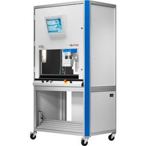 máquina de soldar por ultrasonidos / para plástico