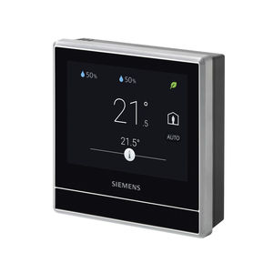 termostato de ambiente / de pared / sin cable / IP30