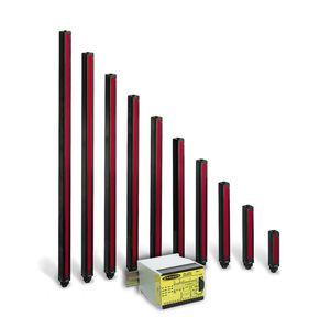 cortina fotoeléctrica de medida / multihaz / de tipo barrera / IP65