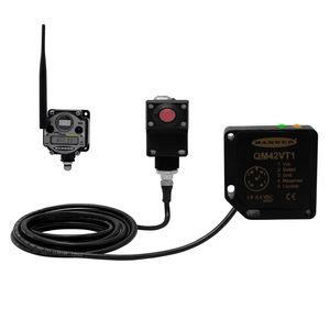 acelerómetro 2 ejes / piezoeléctrico / vibratorio / reforzado