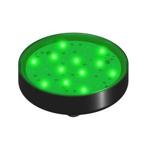 indicador luminoso LED / roscado / robusto / IP67