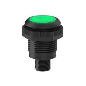 botón pulsador capacitivo