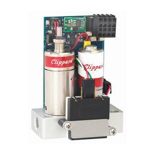 regulador de caudal electrónico