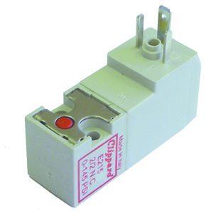 electroválvula de control directo / de 3 vías / NC / aire