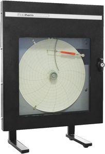 registrador en papel / de presión / robusto / empotrable
