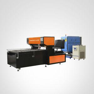 máquina de corte para material plástico / para madera / láser / CNC