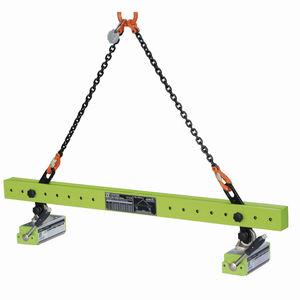 balancín de elevación para cargas pesadas / magnético / horizontal / ajustable