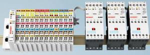 bloque de conexión en riel-DIN / de interconexión / de potencia