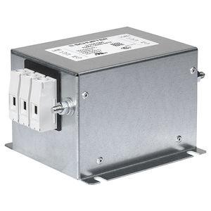 filtro electrónico paso bajo / pasivo / compacto / trifásico