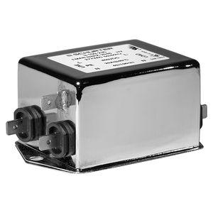 filtro electrónico paso bajo / pasivo / EMI / compacto