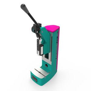 prensa con control manual