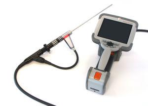 endoscopio flexible / portátil / para altas temperaturas
