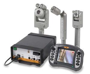 cámara de inspección / de color / digital / portátil