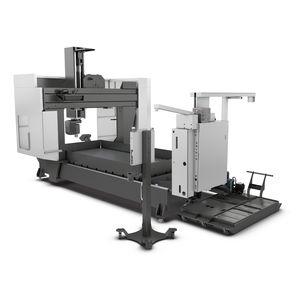 fresadora CNC con 5 ejes