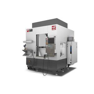 fresadora CNC 5 ejes / universal / con mesa móvil / para aluminio