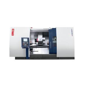 centro de torneado-fresado CNC / horizontal / 4 ejes / de dos husillos