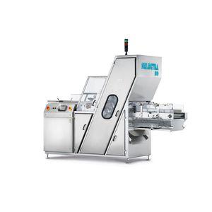 cortadora de pan industrial automática