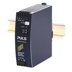alimentación eléctrica AC/DC / de salida simple / con compensador del factor de potencia PFC / con amplia gama de entrada