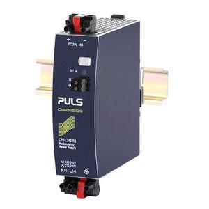 alimentación eléctrica AC/DC / de salida simple / con amplia gama de entrada / en riel DIN