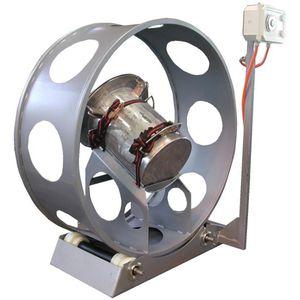 mezcladora de tambor