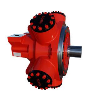 motor hidráulico de pistón radial
