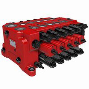 válvula con control hidráulico / de control / para aceite