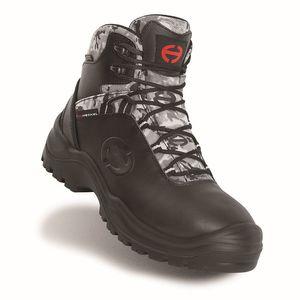 calzado de seguridad con caña / para actividades de exterior / para trabajos forestales / antideslizante