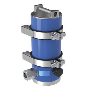 filtro fuera de línea / de agua / hidráulico / con cesta