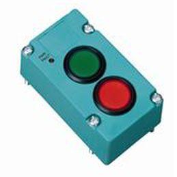 caja de botones de 2 botones / altamente flexible