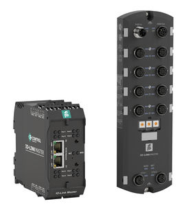 módulo E/S digital / EtherNet/IP / Modbus/TCP / de 16 E/S