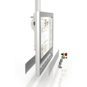 HMI con pantalla multitáctil