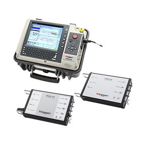 analizador de respuestas en frecuencia / resistente / dinámico