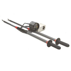 detector de alta tensión / LED / para línea eléctrica aérea