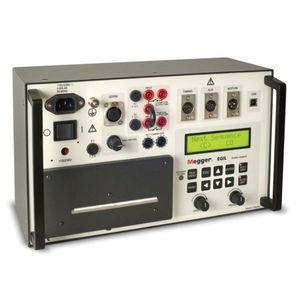 aparato de pruebas de corriente