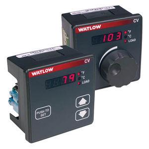 controlador de temperatura digital / programable / configurable / básico