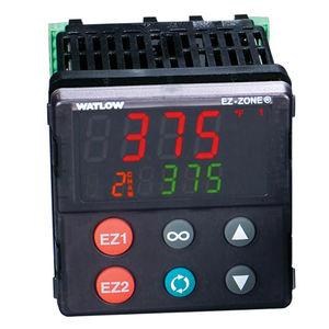 controlador de temperatura con indicador digital / PID / montado en panel