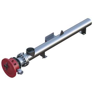 intercambiador de calor multitubular / líquido-gas / de acero inoxidable / de baja presión