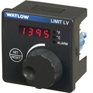 limitador de temperatura digital / mono-bucle / en riel DIN
