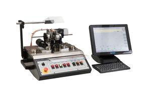máquina equilibradora horizontal / dinámico / de alta precisión