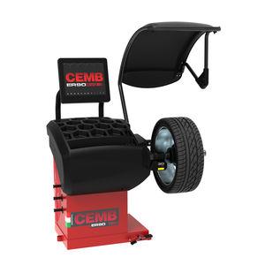 equilibradora de ruedas para coche